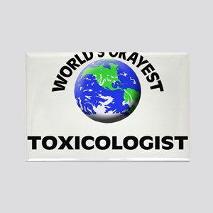 World's Okayest Toxicologist Magnets