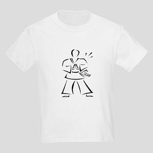 Martial Arts - Karate Time ! Kids Light T-Shirt