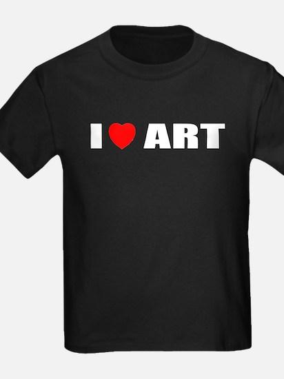 I Love Art T