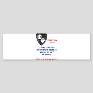 American Public Bumper Sticker
