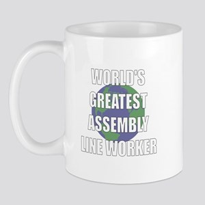 World's Greatest Assembly Lin Mug