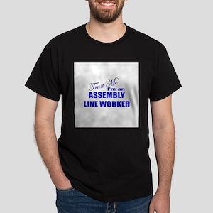 Trust Me I'm an Assembly Line Dark T-Shirt