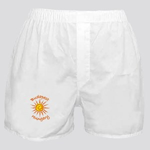 Budapest, Hungary Boxer Shorts