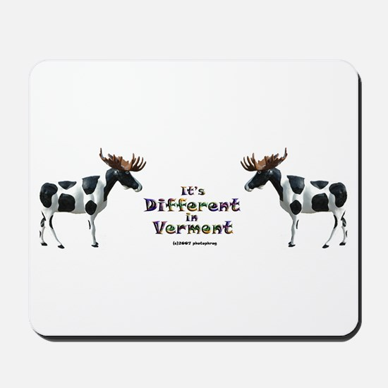 Vermont Moose Mousepad