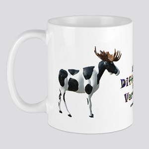 Vermont Moose Mug