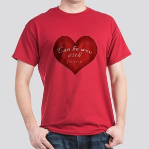 Can be won with roses T-Shirt, Dark Colors
