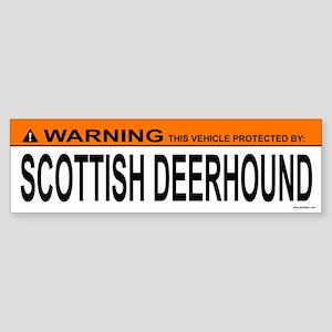 SCOTTISH DEERHOUND Bumper Sticker