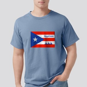 Nuyorican Statue of Liberty New York City T-Shirt
