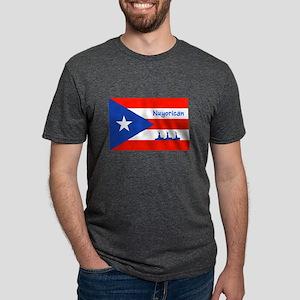 Nuyorican Statue of Liberty New York City T-Shirt