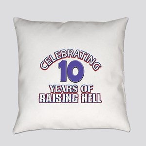 35 Not in A Million Years Everyday Pillow