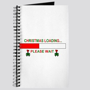CHRISTMAS LOADING... Journal