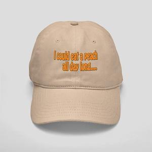 Eat a peach Cap