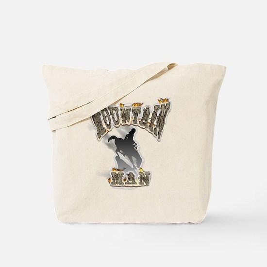 Mountain man gifts t-shirts a Tote Bag