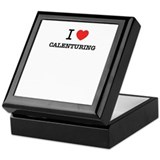 Calenture Square Keepsake Boxes