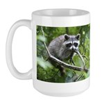 Raccoon Large Mug