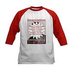 Einstein 1905 Kids Baseball Jersey