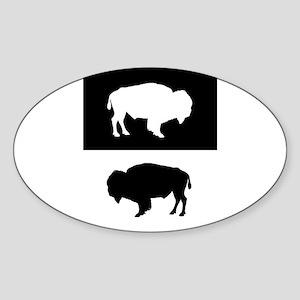 Bisons Sticker