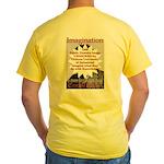 Einstein 1905 Yellow T-Shirt