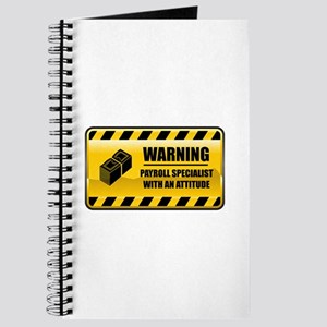 Warning Payroll Specialist Journal