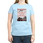 Einstein 1905 Women's Light T-Shirt