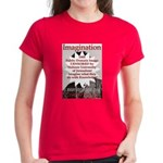 Einstein 1905 Women's Dark T-Shirt