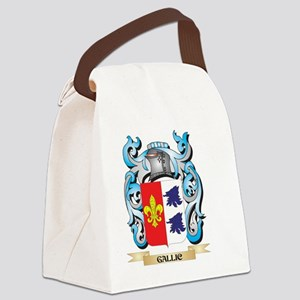 Gallic Coat of Arms - Family Cres Canvas Lunch Bag