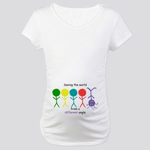 Seeing The World Maternity T-Shirt