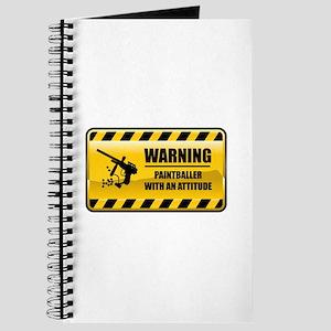 Warning Paintballer Journal