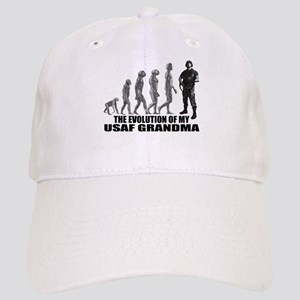 Evolution - My USAF Grndma Cap