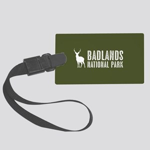 Deer: Badlands National Park, So Large Luggage Tag