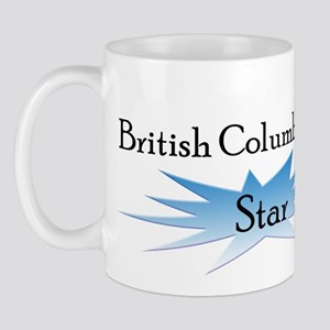 British Columbian Star Mug