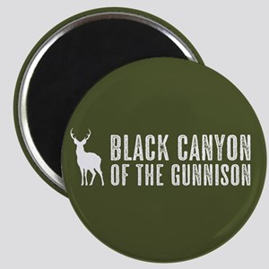 Deer: Black Canyon of the Gunnison, Colorad Magnet