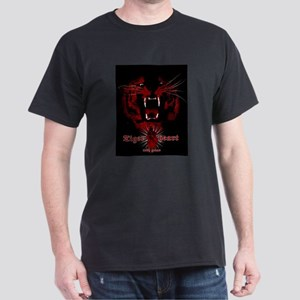 TigerHeart Dark T-Shirt