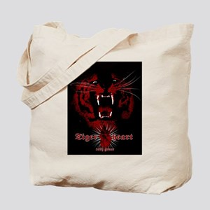 TigerHeart Tote Bag