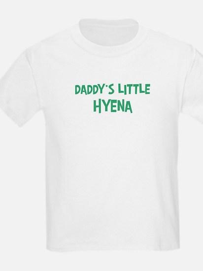 Daddys little Hyena White T-Shirt