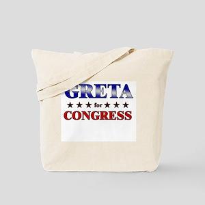 GRETA for congress Tote Bag