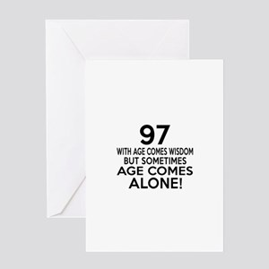 97 Awesome Birthday Designs Greeting Card