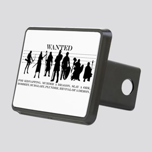 RPG Group of Heroes Rectangular Hitch Cover