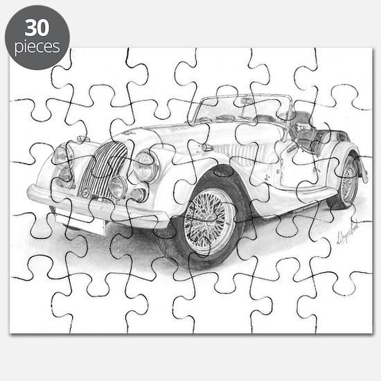 Unique Morgan Puzzle