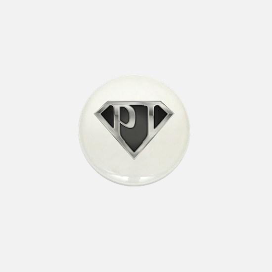 SuperP.I.(metal) Mini Button
