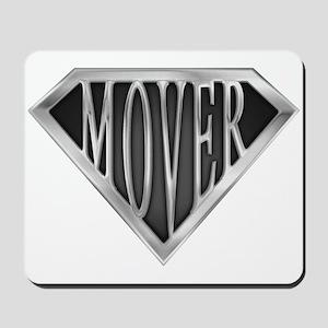 SuperMover(metal) Mousepad