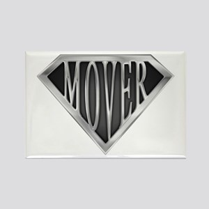 SuperMover(metal) Rectangle Magnet