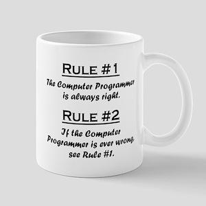 Computer Programmer Large Mugs