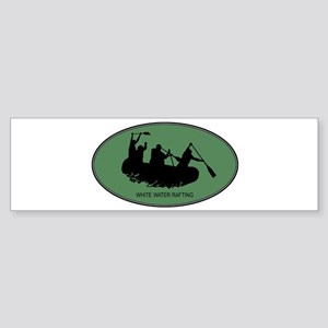 White Water Rafting (euro-gre Bumper Sticker