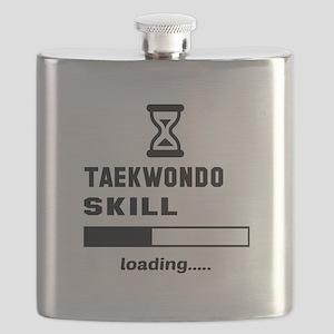 Taekwondo Skill Loading..... Flask