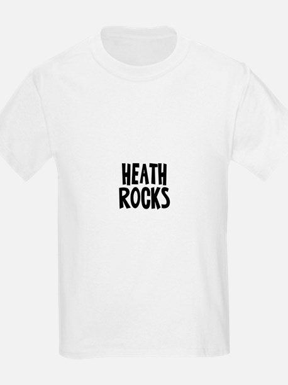Heath Rocks T-Shirt