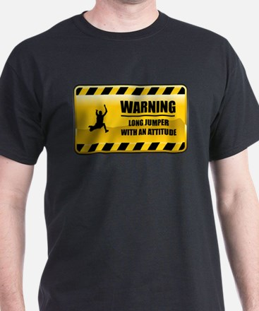 Warning Long Jumper T-Shirt