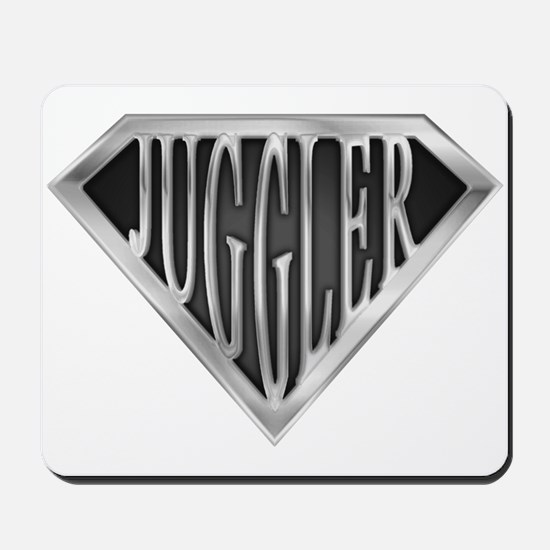 SuperJuggler(metal) Mousepad