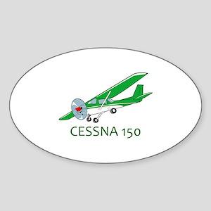 Cessna One Fifty Sticker