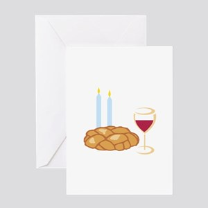 The Shabbat Greeting Cards